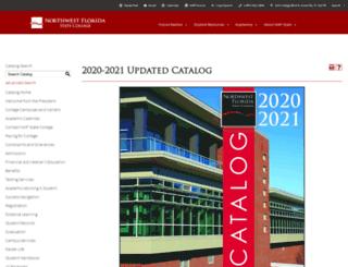 catalog.nwfsc.edu screenshot
