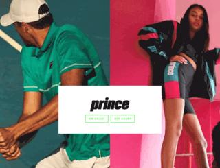 catalog.princetennis.com screenshot