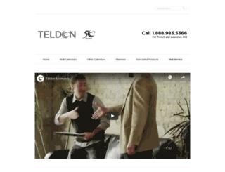 catalog.teldon.com screenshot