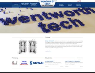 catalog.wwtech.eu screenshot