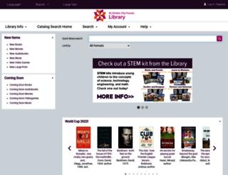 catalog.youranswerplace.org screenshot