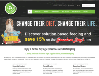 catalogdog.com screenshot