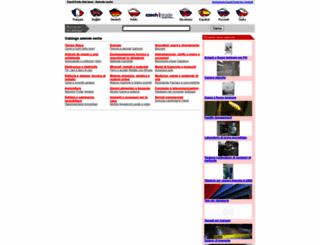 catalogo.czechtrade.it screenshot
