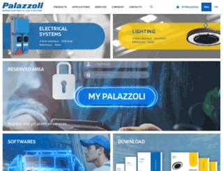 catalogo.palazzoli.it screenshot