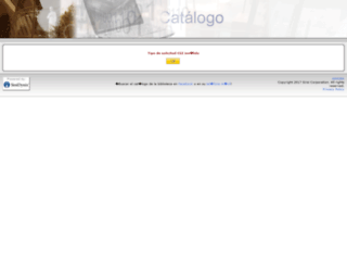 catalogo.uahurtado.cl screenshot