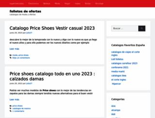 catalogosdigitalesonline.com screenshot