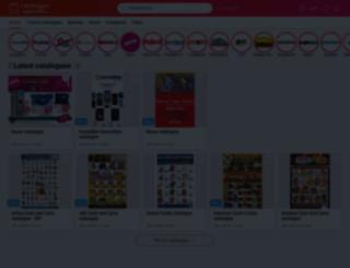 cataloguespecials.co.za screenshot