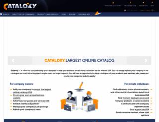 cataloxy.us screenshot
