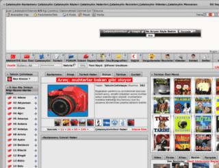 catalzeytininsesi.com screenshot