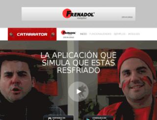 catarrator.com screenshot