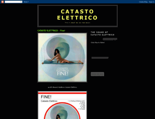 catastoelettrico.blogspot.com screenshot