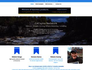cataylornetwork.com screenshot