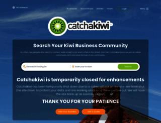 catchakiwi.com screenshot