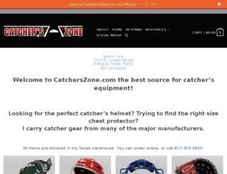 catcherszone.wpengine.com screenshot