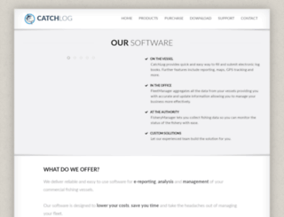 catchlog.com screenshot