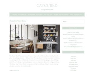 catcubed.com screenshot