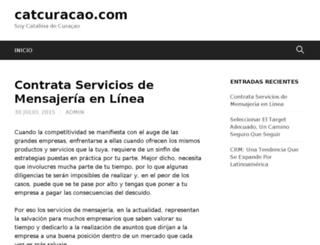 catcuracao.com screenshot