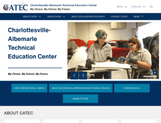 catec.org screenshot