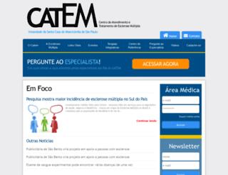 catem.com.br screenshot