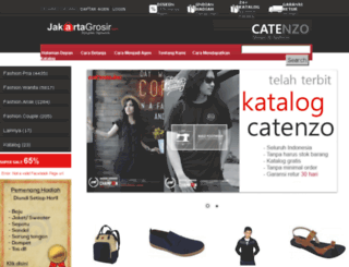 catenzo.com screenshot