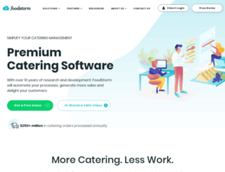 caterxpress.com screenshot
