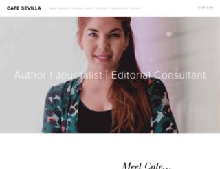 catesevilla.com screenshot