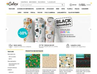 catextecidos.com.br screenshot