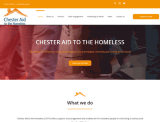 cath.org.uk screenshot