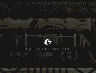 catherinemartin.com screenshot