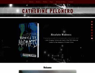 catherinepelonero.net screenshot