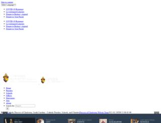 catholic-doc.org screenshot