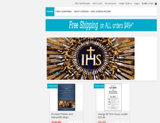 catholic-store.net screenshot
