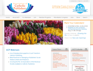catholicpublishers.site-ym.com screenshot