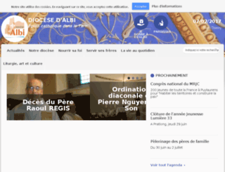 catholique-tarn.cef.fr screenshot