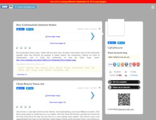 cathymccune.use.com screenshot