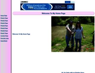 cathyshomepage.20m.com screenshot