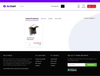 catimerdiveni.net screenshot