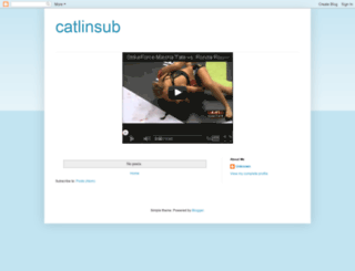catlinsub.blogspot.com screenshot