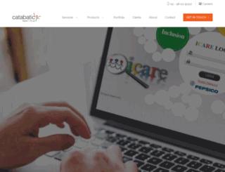 catpl.co.in screenshot