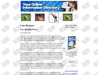 cats.articles24x7.com screenshot