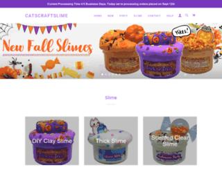catscraft.com screenshot