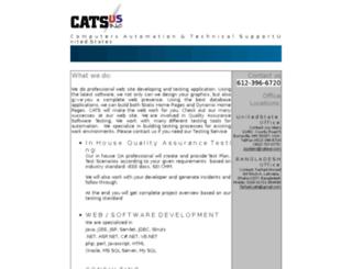catsus.com screenshot