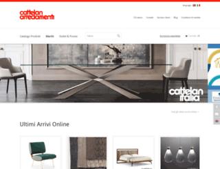 cattelan.com screenshot