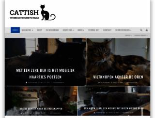 cattish.nl screenshot