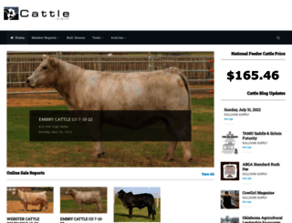 cattle.com screenshot