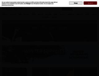 caulfieldindustrial.com screenshot