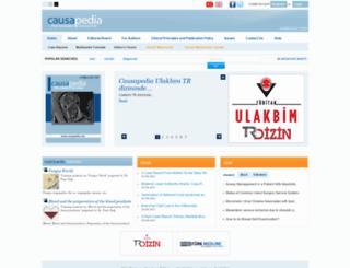 causapedia.com screenshot