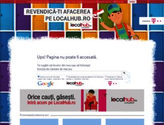 cauta.romtelecom.ro screenshot