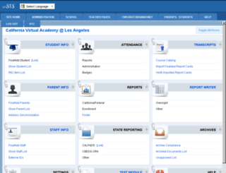 cavala.plsis.com screenshot