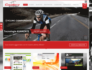 cavalierebici.com screenshot
